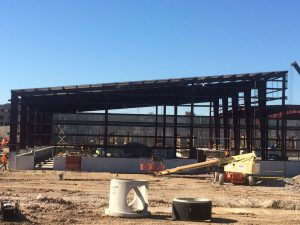 Fulton State Hospital Construction Progress - November 3, 2015
