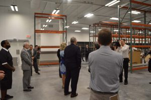 Energy Control Center Opening-June 23, 2016