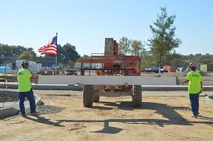 Fulton State Hospital construction Topping Out ceremony - 10-19-17