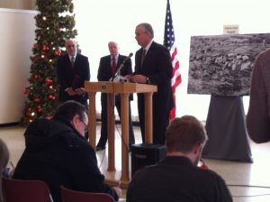 Gov. Nixon announces proposal to build a new psychiatric facility