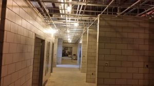 Fulton State Hospital Construction Progress - March 25, 2016