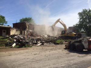 Fulton State Hospital Demolition